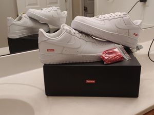 Supreme air force 1 for Sale in Martinsburg, WV