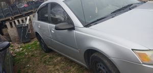2003 Saturn Ion BEST OFFER TAKES IT for Sale in Philadelphia, PA