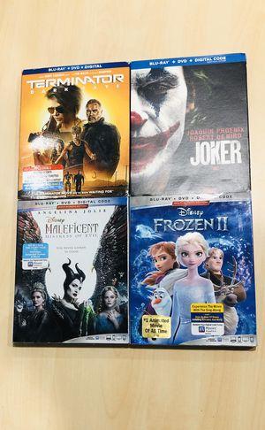 Brand new Disney Blu Ray, Movies for Sale in Norwalk, CA