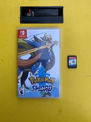 Pokémon Sword for Nintendo Switch for Sale in South Pasadena, CA