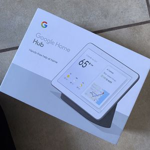 BRAND NEW GOOGLE HOME HUB for Sale in Winter Haven, FL