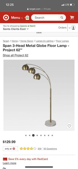 Lamp for Sale in Palmdale, CA