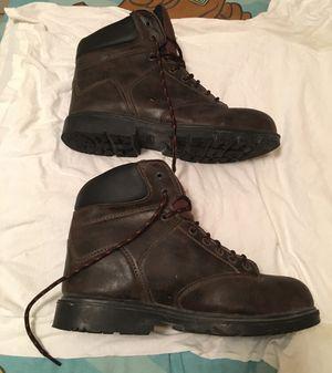 Brahma Men's Raid Steel-Toe Work Boots - Size 12 for Sale in Delray Beach, FL