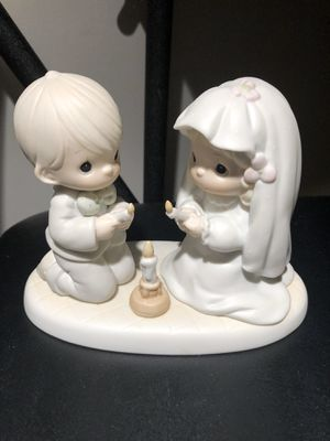 Precious Moments - The Lord is Your Light to Happiness for Sale in Egg Harbor City, NJ