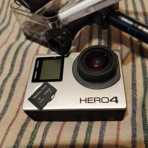 Gopro Héroes 4 black for Sale in Houston, TX