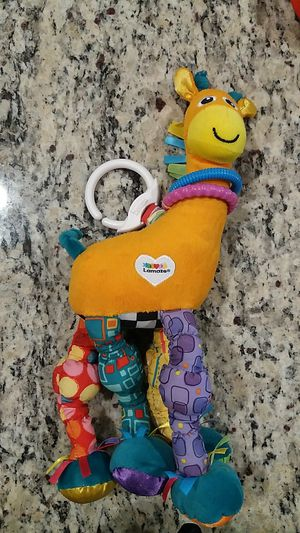 Lamaze giraffe hanging baby toy for Sale in Frederick, MD