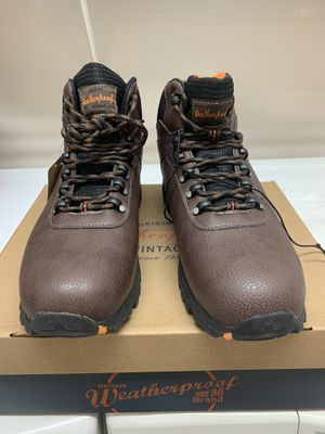 Waterproof High Quality Leather Work Boot for Sale in Orlando, FL