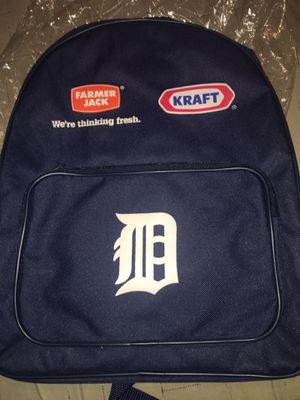 New Sga Detroit Tigers Backpack Blue Comerica Park for Sale in Rochester, MI