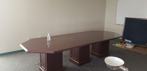 Confrence table 10 ft free for Sale in Downey, CA