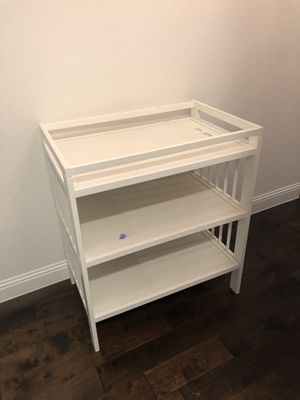 Ikea baby changing table for nursery for Sale in Prosper, TX