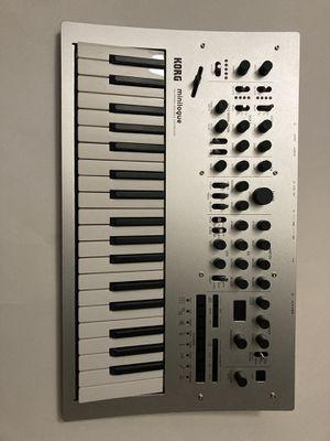 Korg Minilogue Synth for Sale in Atlanta, GA