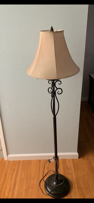 Floor lamp new for Sale in Fremont, CA