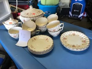 Antique New Princess China Set for Sale in Seattle, WA