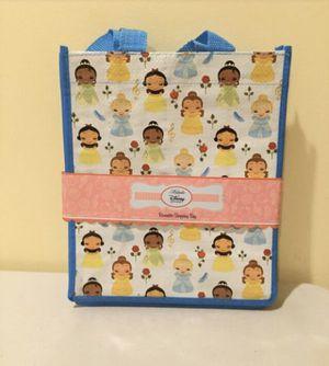 Kidada Disney Store Princesses Reusable Small Tote Bags for Sale in Los Angeles, CA