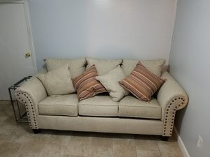Beautiful and Comfortable sofa bed without matress for Sale in New Rochelle, NY
