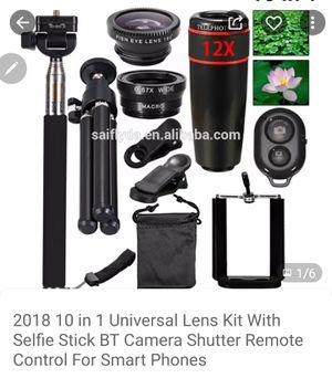 Universal lens kit for Sale in Harrisburg, PA