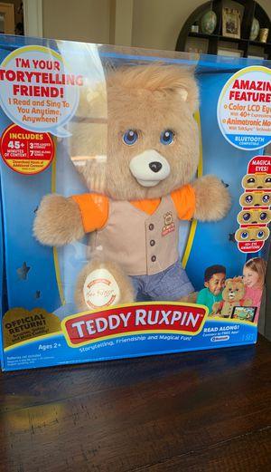 Teddy Ruxpin (new in box) for Sale in Leesburg, VA