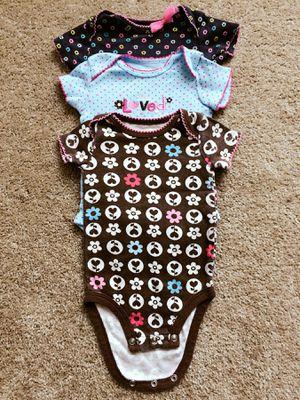 Baby onesies 0-3M for Sale in Alexandria, VA