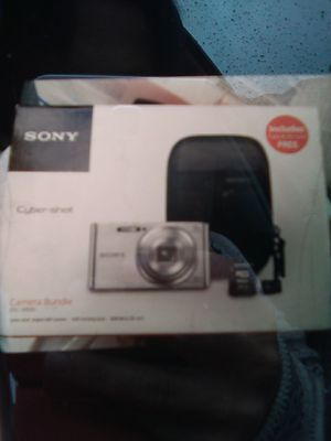 Sony Cyber-Shot camera for Sale in San Diego, CA