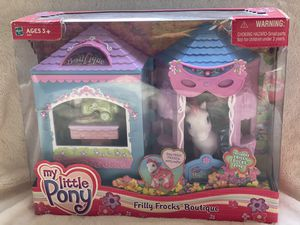 My little pony (MLP) frilly frocks boutique for Sale in Snohomish, WA