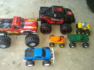 Different misc monster trucks! for Sale, used for sale  Culloden, WV