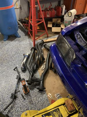 Fox Body Mustang BBK Long Tube Headers and Mid Pipe for Sale in Des Plaines, IL