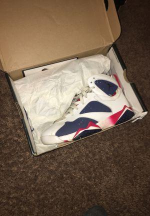 Jordan Retro 7 size 6 for Sale in Peoria, IL