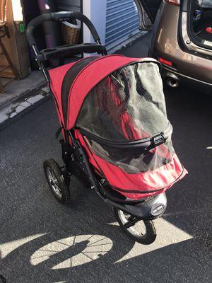 Dog stroller like new but spilled power inside Easy fix for Sale in Las Vegas, NV
