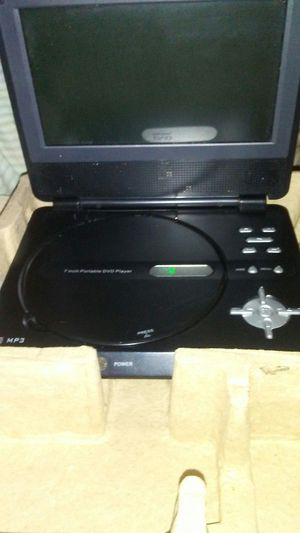 DVD portable player for Sale in Pixley, CA