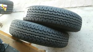 4 new trailer tires 205/75/14...8 ply.. for Sale in Palmdale, CA