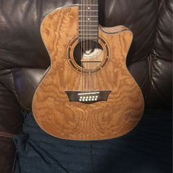 Dean Guitar Acoustic 12 String for Sale in Laveen Village,  AZ