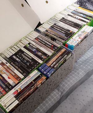 $5-$10 Each (Must Pick Up) (Xbox 360 Games) for Sale in Detroit, MI