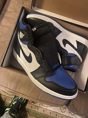 Jordan 1 Retro High (Royal Toe) Size 12 for Sale in Temple Hills, MD