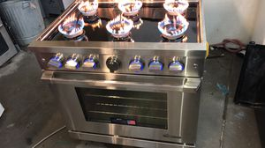 Gas stove 36 DACOR for Sale for sale  Bronx, NY