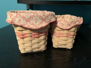 Longaberger baskets for Sale in Lorain, OH