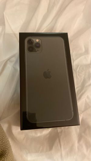 iPhone 11 Pro Max for Sale in Sunnyvale, CA