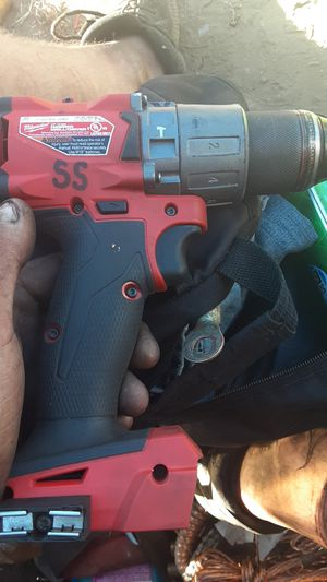 Milwaukee fuel brushless hammer/drill for Sale in Portland, OR