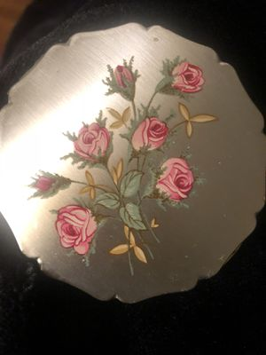 Antique Stratton 1950 compact mirror for Sale in Medford, MA