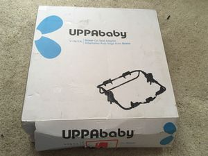 Uppababy car seat adapter for graco for Sale in Alexandria, VA
