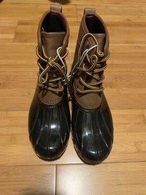 Rain or winter boots NEW women for Sale in El Paso, TX