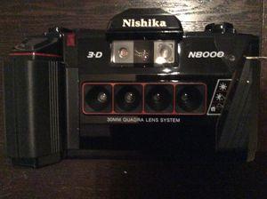 Nishika 3D camera for Sale in Norwalk, CT