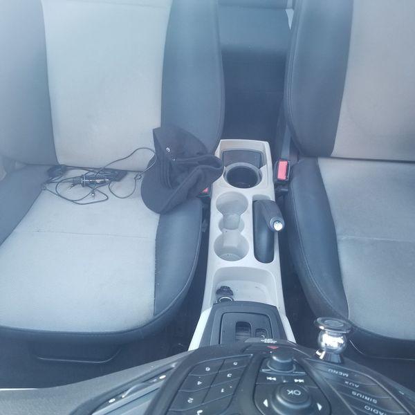 2013 Ford Fiesta S Black