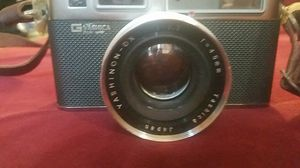 Vintage camera ,cannon camera & lens for Sale in Bell Gardens, CA