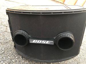Bose 802 professional loud speaker system for Sale in Dumfries, VA