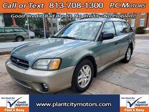 2003 Subaru Legacy Wagon for Sale in Plant City, FL