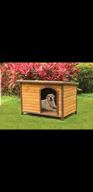 Brand new wooden doghouse!! for Sale in Downey, CA