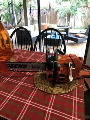 Echo chainsaw 18 inch for Sale in Pembroke Pines, FL
