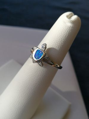 Silver 925 Opal ring for Sale in Los Angeles, CA