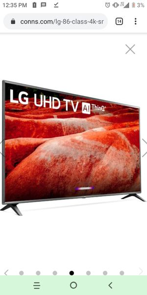 "LG 55"" inch • SMART TV •INTERNET ACCESSIBLE • W/ MULTI - DOWNLOADABLE - APPS (&) GOOGLE - VOICE COMMAND (PROPS) _ for Sale in Grand Junction, CO"