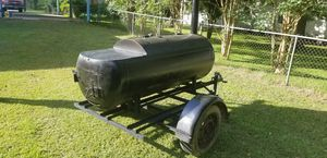 BBQ PIT TRAILER for Sale in Diboll, TX